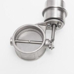 """Image 5 - Valvola di Controllo di scarico RITAGLIO 2.3 """"60 millimetri Tubo Chiudi Stile Con Il Vuoto Attuatore con Telecomando Senza Fili Set EP CUT60 CL DZ"""
