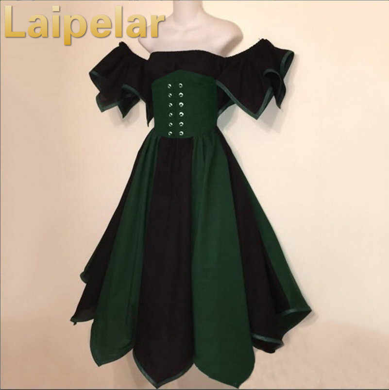 Hot Sale 18th Century Gothic Vintage Prom Ball Gown Theatre Clothing  Halloween Costume Dresses Plus Size 58b76a0fe142