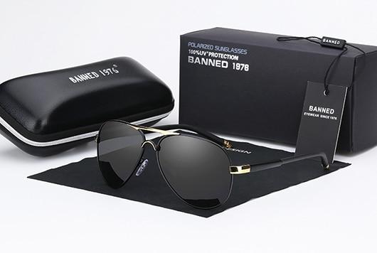 2020 HD Polarized UV 400 men's Sunglasses brand new male cool driving Sun Glasses driving eyewear gafas de sol shades with box 7