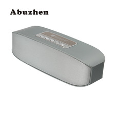 Bluetooth Speakers Mini Portable Wireless Stereo Speaker for PhoneDual Bass Support TF FM Radio USB Hands-free TF Card Function