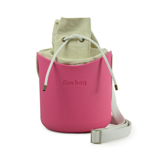 Italie O panier obag Style Ambag O dame sac d'épaule des femmes sac messenger sac avec poignées bretelles insérer