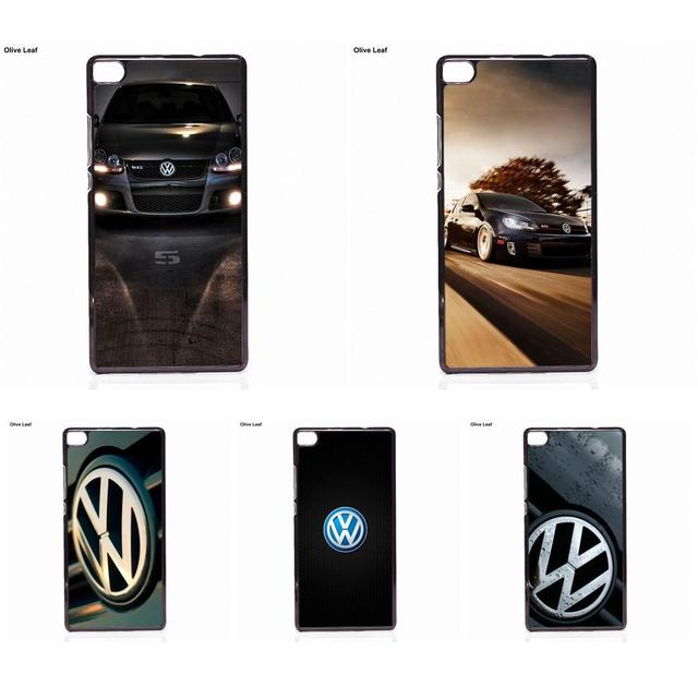 Vw Golf Silhouette Volkswagens Call Box For Huawei Ascend P7 P8 P9