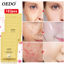 10pcs/lot Rose Peptide Moisturizing Cream Hyaluronic Acid Anti-Wrinkle Acne to Red Blood Serum Sensitive Skin Lotion Facial Care hyaluronic acid moisturizing anti wrinkle lotion emulsion 1000g skin care hospital equipment wholesale