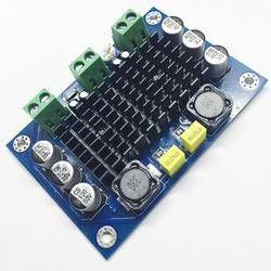 Цифровой Усилитель мощности доска Автомобильная мощность Разъем усилитель-сабвуфер 100 Вт Высокая мощность выход супер тяга моно-канал AC-M542