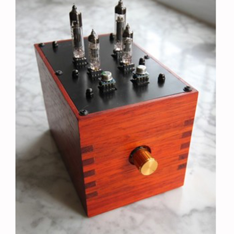 Amplifiers Mini 6P31B Pure Tube Power Amplifier Desktop ...