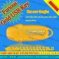 Furious Gold Key USB Activado con Paquetes de 1, 2, 3, 4, 5, 6, 7, 8, 11