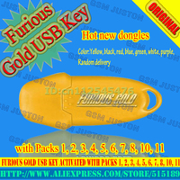 Gsmjustoncct מפתח USB זהב עצבני הופעל עם חבילות 1, 2, 3, 4, 5, 6, 7, 8, 11