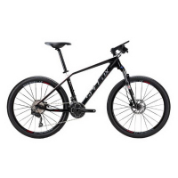180803 Riding Intelligent Carbon Fiber Mountain Bike Bike Male Student Bike Trolley Car Two Disc Brakes