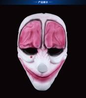 HarvestDay2 Hoxton resin mask Cosplay mask party masks Terror Halloween mask