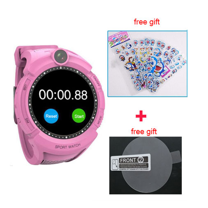 Smart-Watch Tracker Monitor Camera Location Anti-Lost WIFI Baby Q528 Q360 Kids Child