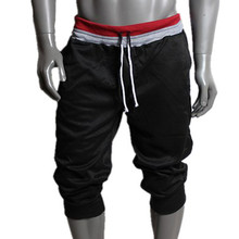1 шт. мужские спортивные тренировочные штаны шорты шаровары для танцев Мешковатые беговые тренировочные штаны# YL