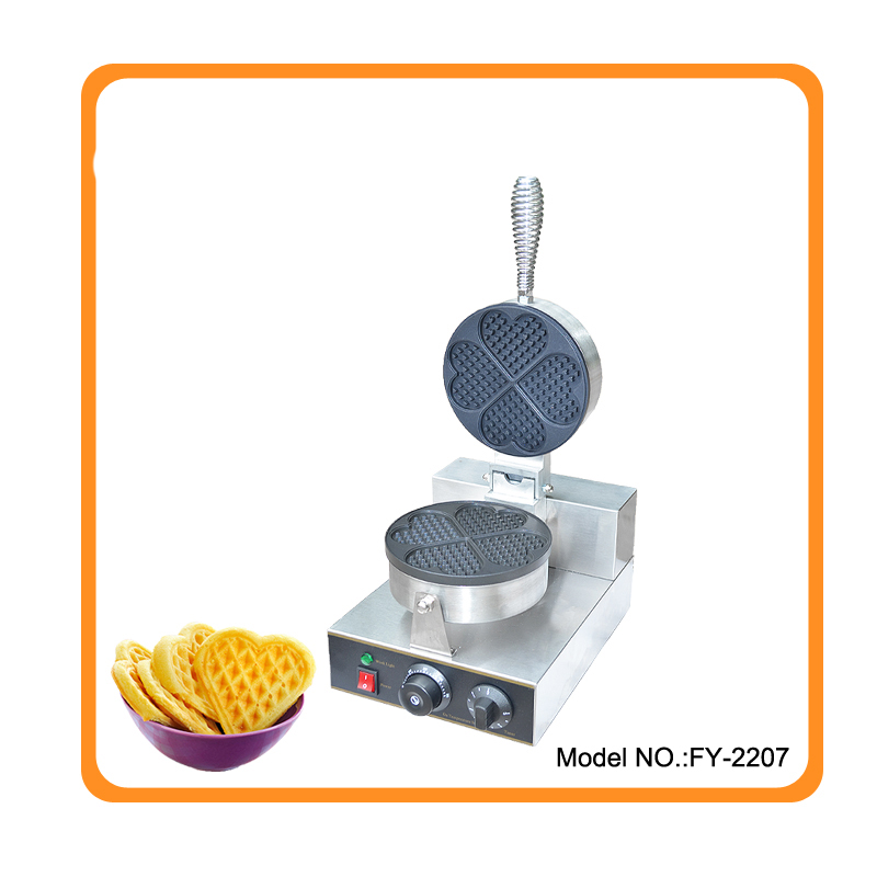 Best Price Commercial Electric Heart Shaped Waffle Maker/ Kitchen Equipments,waffle baker/ Snack equipment/ egg waffle maker best price 5pin cable for outdoor printer