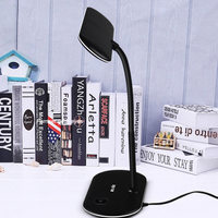 DP Fashion LED Desk Lamp Adjustable Light Color Reading Table Lamp Eye Protection Office Stydyroom Accessories