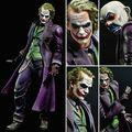26cm The Joker Figure Play Arts Kai Dark Knight Batman Action Figure Joker Toy Playarts Kai Justice League Super Hero Figures