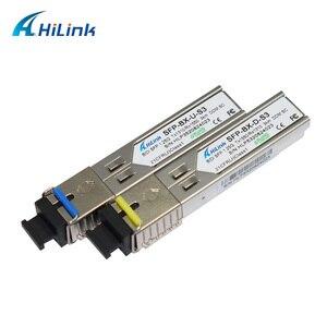 Image 2 - Vận Chuyển Miễn Phí! 1.25G Sợi Quang LC/SC 1G 1000 Căn Cứ Bidi 1310nm/1550nm 3Km/20Km wdm SFP Module