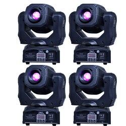 Moving 60w led movendo a cabeça gobo luz led dmx 512 controle dj diso moving head light (4 peças/lote)