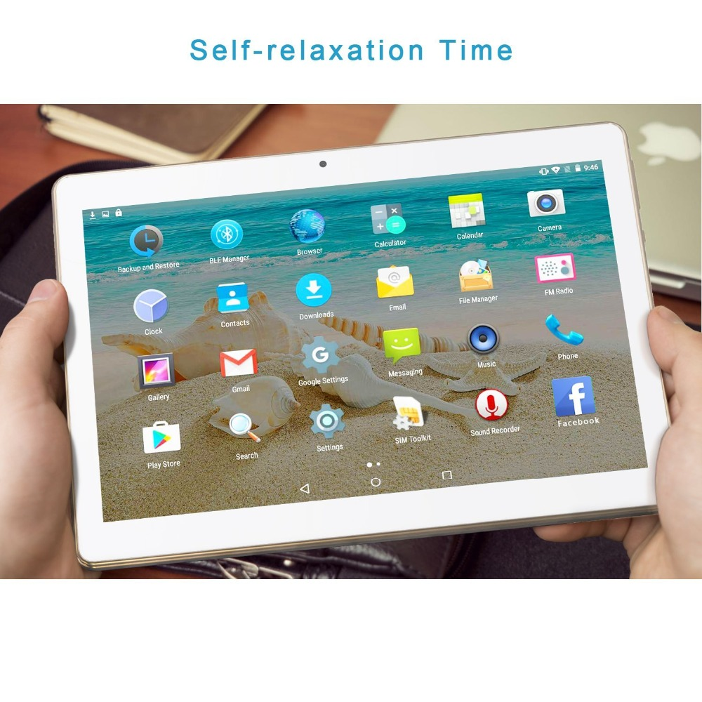 LNMBBS cheapest china android 5.1 tablets phone 10.1 inch octa-core 4G LTE 1280*800 5.0 MP mini design wifi play store 4+32GB