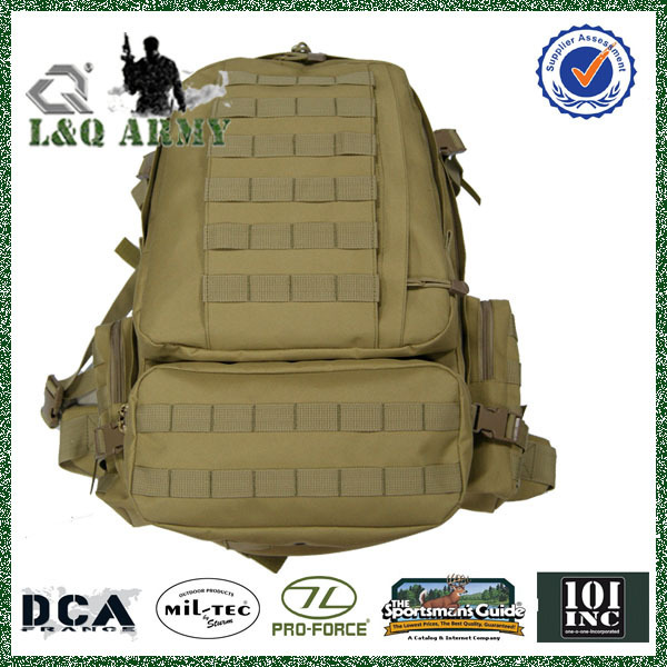 Military 3 days Large Backpack  army tactical  backpack men