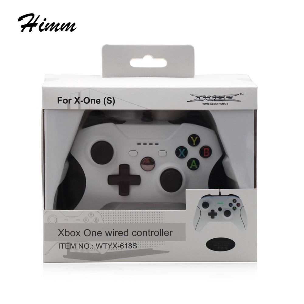 Wired Controller for Xbos S / PC Gamepad for Xbox One Silm Gaming ...