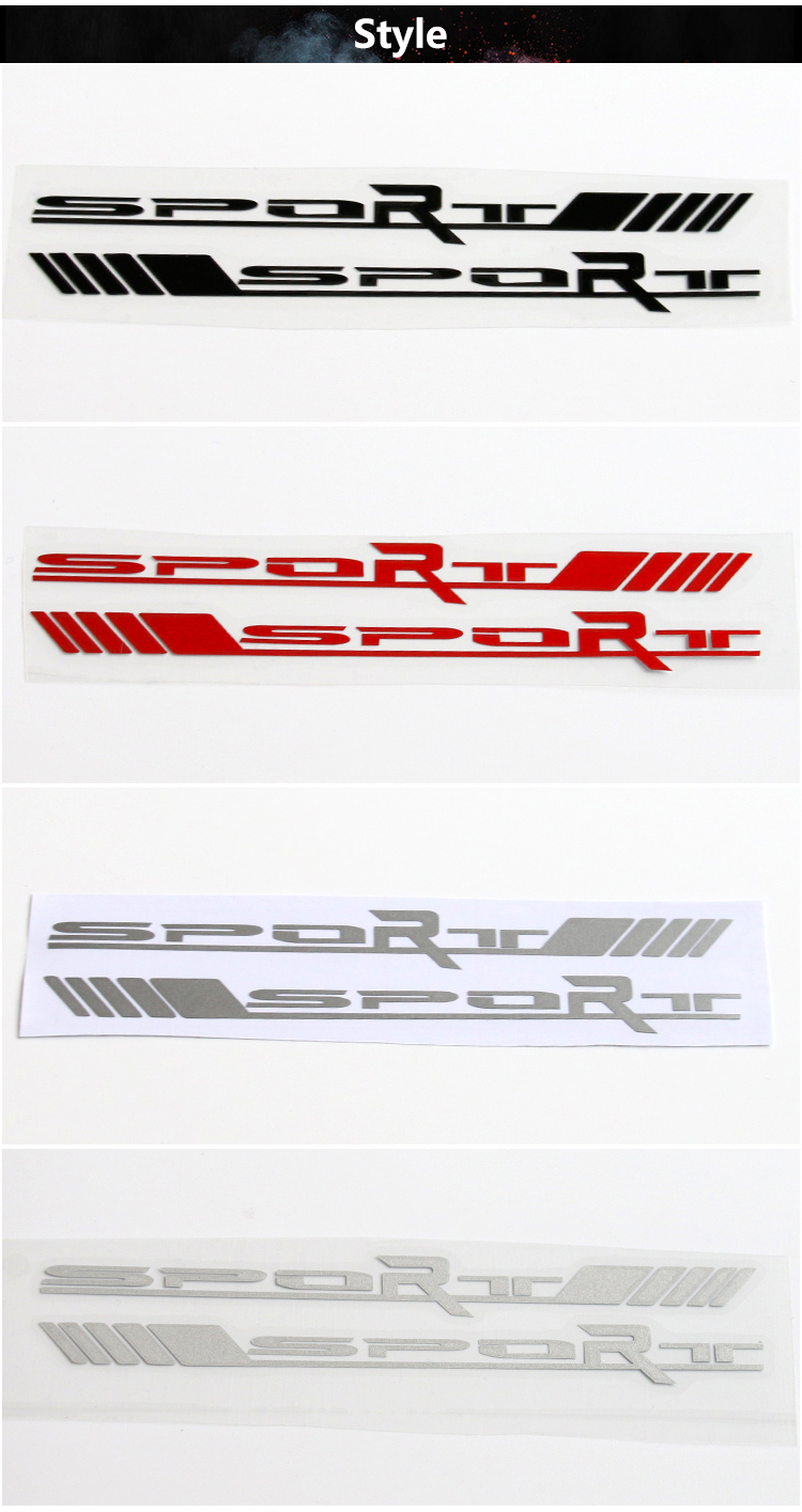 2pcs Reflective Side Rear View Mirror Vinyl Decal Stickers For Cover Headlamp Satria Fu Gen3 Item Specification Made Of Top Quality Kk And Size 15x14 Cm Color Black White Red To Choose Package Include 2