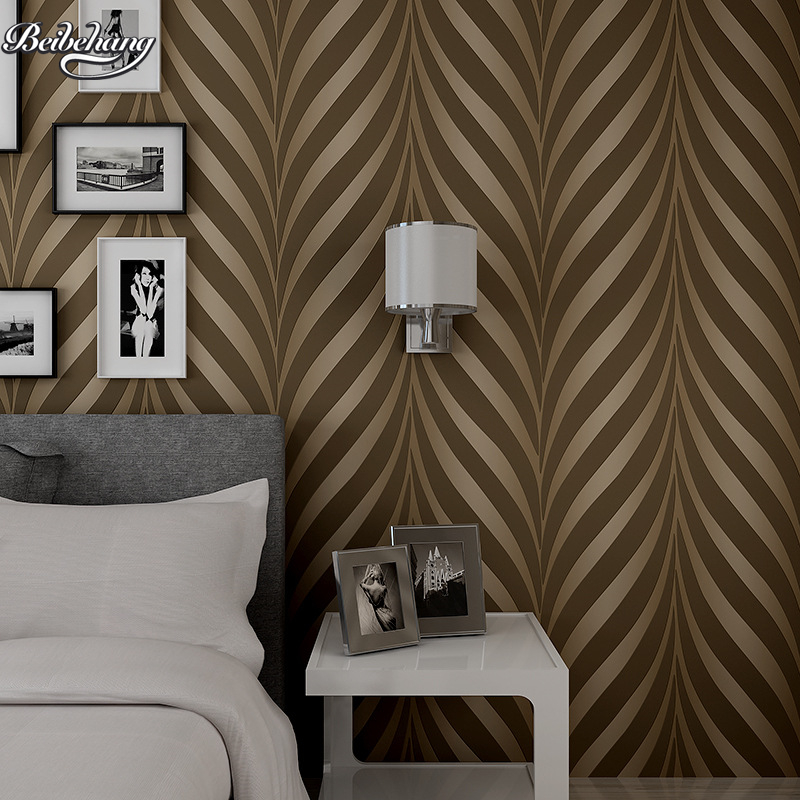 Aliexpress.com : Buy Beibehang Abstract Sofa Background Wallpaper Living  Room Bedroom Non Woven Cloth San Gold Wallpaper Simple 3D Stereo Foam From  Reliable ...