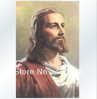 Oil painting of Jesus Christ 01 24X32inch Free shipping