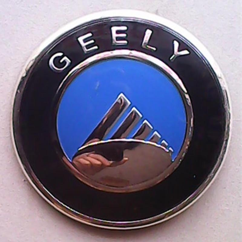 Geely CK,CK2,CK3,Car emblem logo geely мс 2008 года