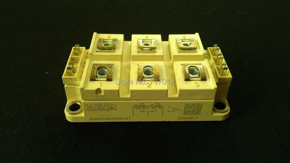 Free ShippingL SKM300MLI066TAT(SKM300ML1066TAT) No new (Old components,Good quality),Can directly buy or contact the seller free shipping ff300r17ke3 no new old components good quality can directly buy or contact the seller