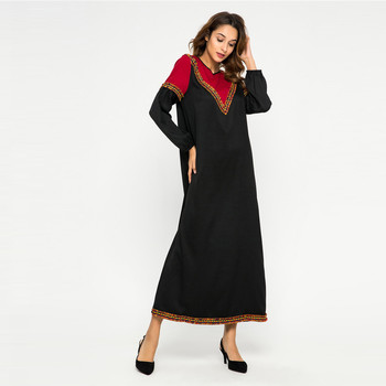 7ce86c491482 Одежда Турецкая одежда для женщин мусульманское платье s печатных  вельветовое ...