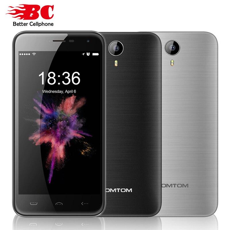 """Цена за Оригинал homtom ht3 pro mtk6735p quad core 1.0 ГГц 5.0 """"1280*720 смартфон android 5.1 2 ГБ + 16 ГБ 4 г/fdd/lte13mp 3000 мАч dual sim"""
