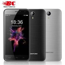 """D'origine HOMTOM HT3 Pro MTK6735P Quad-core 1.0 GHz 5.0 """"1280*720 Smartphone Android 5.1 2 GB + 16 GB 4G/FDD/LTE13MP 3000 mAh Dual SIM"""