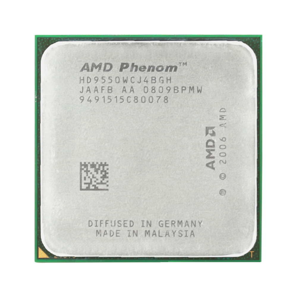 AMD Phenom X4 9550 Quad-Core/2.2GHz  HD9550WCJ4BGH Socket AM2+/940pin