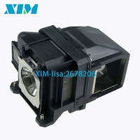 EB X03 EB X18 EB X20 EB X24 EB X25 EH TW490 EH TW5200 EH TW570 EX3220 EX5220 EX5230 projector lamp V13H010L78 ELPL78 for Epson