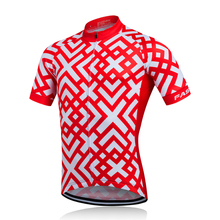 Fastcute Cycling Jersey Ropa Ciclismo MTB Bike Clothing Maillot Cycling Wear Racing Bicycle Clothes Cycling Clothing Bike Shirt