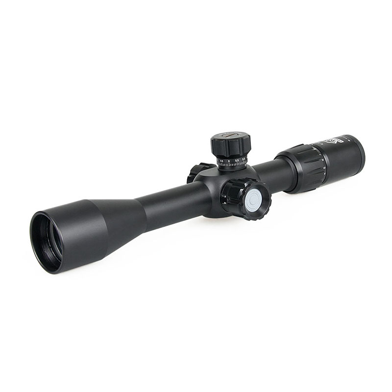 New Canis Latrans Tactical 4-16x42SFIRF Rifle Scope For CS Game Real Hunting Shooting OS1-0280 promiton new arrival tactical 3 9x50 rifle scope for hunting shooting cl1 0277