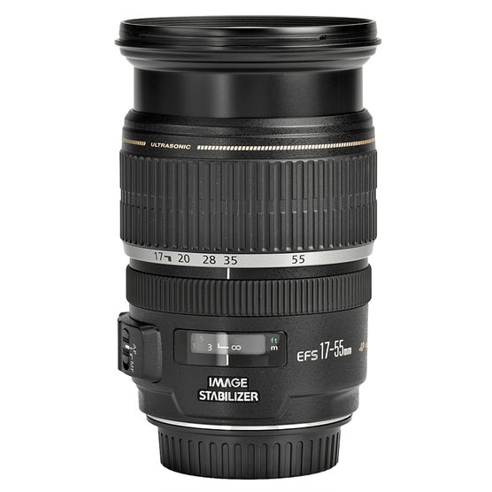 Canon EF-S 17-55mm f/2.8 IS USM Stand Zoom Lens canon canon ef s 15 85mm f 3 5 5 6 is usm kit lens page 8