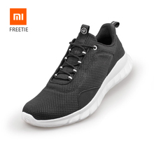 Xiaomi FREETIE sports shoes light ventilate elastic Knitting breathable refreshing city Running Sneaker for man