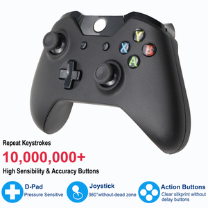 Image 5 - For Xbox one Bluetooth Wireless Controller For Xbox One Slim Console For Windows PC Black/White Joystick