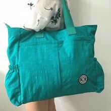 Kiple !! tote nylon handbag big super ladies messenger style casual