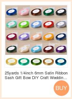 HTB1uF hX0fvK1RjSspfq6zzXFXa4 Gold 25yards 6mm 10mm 15mm 25mm 38mm 50mm Satin Ribbon Sash Gift Bow Handmade DIY Craft Wedding Party Supply Banquet Decoration