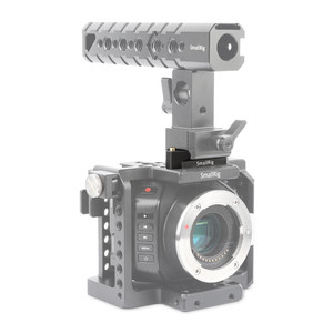 Image 5 - SmallRig Quick Release Safety Nato Rail (46mm) With 1/4 Screws For Nato Handle EVF Mount   1409