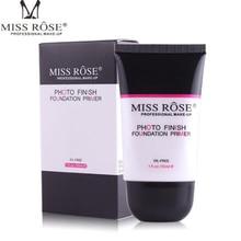 MISS ROSE hose packaging makeup Pre-milk adjusting skin lasting