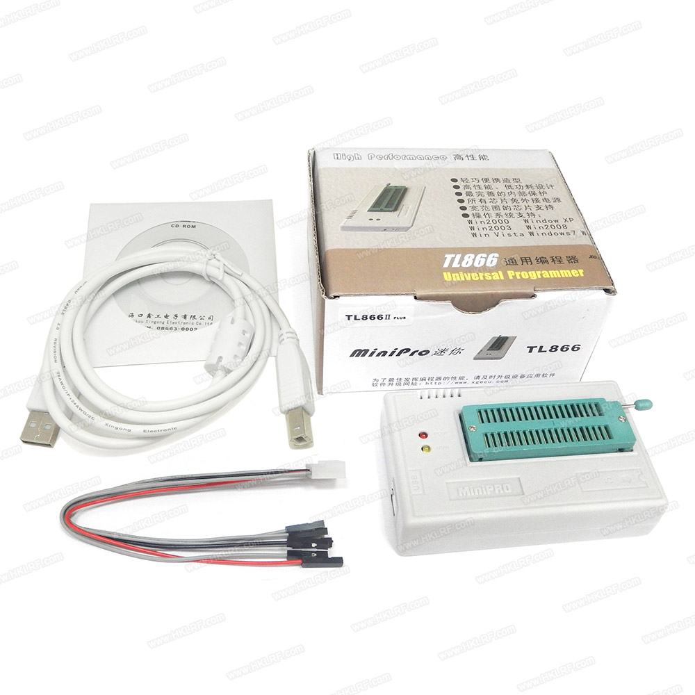 Image 3 - Minipro TL866II Plus Universal Programmer PIC AVR High Speed 