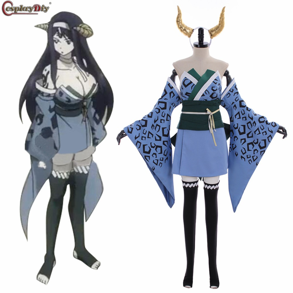 Anime Fairy Tail Ryougetsuten Seira Cosplay Women Fancy Dress Costume Halloween Full Set Custom Made