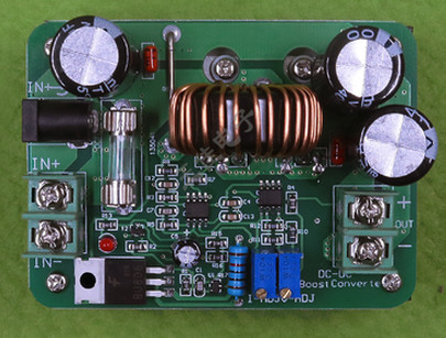 FREE SHIPPING DC-DC 600W 10-60V To 12-80V Boost Converter Step-up Module Power Supply