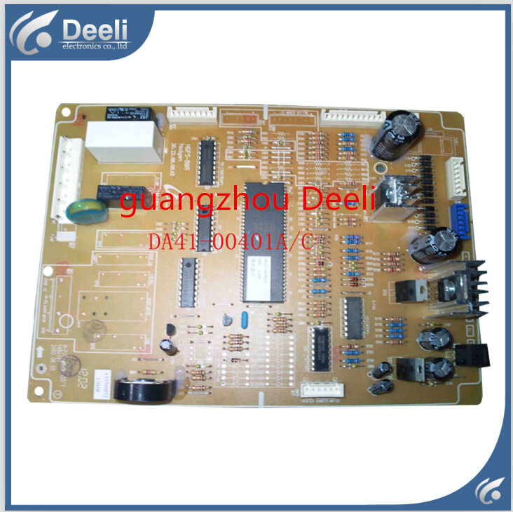 96% new motherboard board For samsung refrigerator pc board motherboard rs/19  DA41-00401A/C on sale samsung rs 552 nruasl