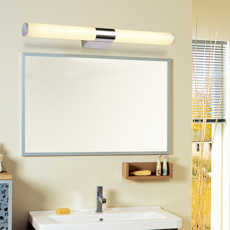 New Modern WW CMCM LED Bathroom Light Fixtures Mirror Wall - Bathroom tube light fixtures