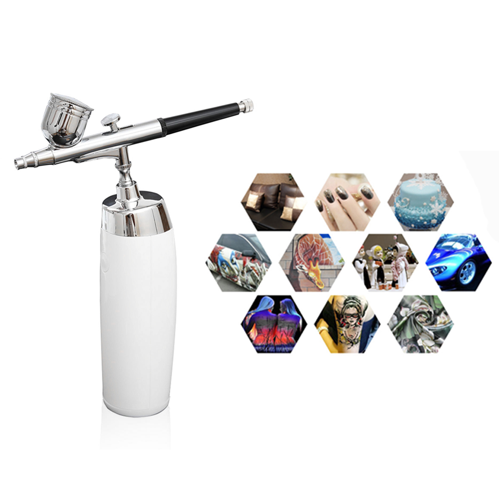 airbrush with compressor Small Spray Pump Pen Set Airbrush makeup Air Gun Kit for Art Painting