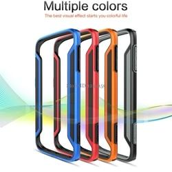 sFor Samsung Galaxy S6 Edge G9250 case Nillkin Border Series Bumper PC+TPU Armor Frame Phone Cases For Samsung S6 Edge G925F