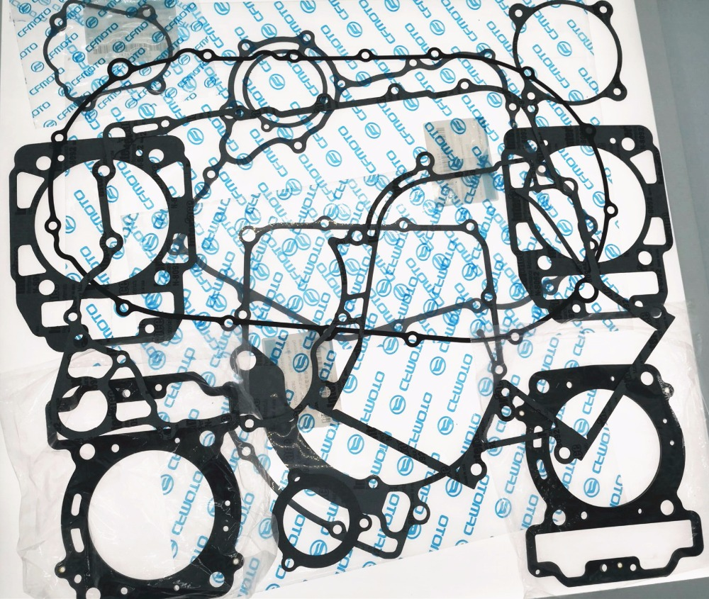 COMPLETE GASKET SET one whole set ENGINE GASKET ASSY 2V91W for CF800 CFmoto 800 X8 U8 ATV UTV Engine Parts